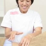 幸子 慢性の腰痛に針